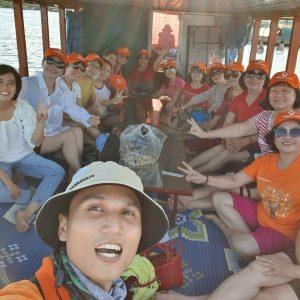 Trải nghiệm sự độc đáo trên phá Tam Giang